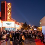 Photo provided by SCAD -- opening night of the Savannah Film Festival in 2011.