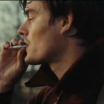 Sam Riley as Sal Paradise from the trailer